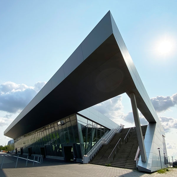 Cruise - Center II Aida in Hamburg