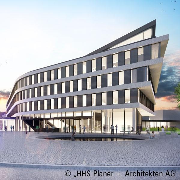 Fraunhofer Instituts für Energiewirtschaft und Energiesystemtechnik in Kassel